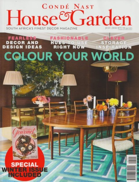 House and Garden July